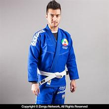 Scramble Scramble Athlete Blue Gi